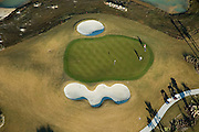 Aerial photographs of Nancy Lopez Signature Golf course in the Villages, Florida