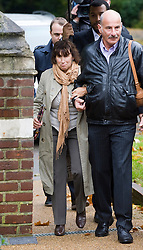 © Licensed to London News Pictures. 26/10/2011. London, UK. Janis Winehouse  arriving at St Pancras Coroners Court, London today (26/10/2011) for the inquest in to the death of singer Amy Winehouse.  Photo credit: Ben Cawthra/LNP