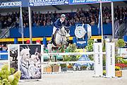 Rodrigo Giesteira Almeida - Lovely van de Broekkant<br /> FEI World Breeding Jumping Championships for Young Horses 2016<br /> © DigiShots