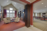 Architectural Interior Image of the Overlook Apartments in Harrisburg Pennsylvania by Jeffrey Sauers of Commercial Photographics, Architectural Photo Artistry in Washington DC, Virginia to Florida and PA to New England