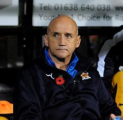 Cambridge United Manager Richard Money - Mandatory byline: Neil Brookman/JMP - 07966 386802 - 30/10/2015 - FOOTBALL - The Abbey Stadium - Cambridge, England - Cambridge United v Bristol Rovers - Sky Bet League Two