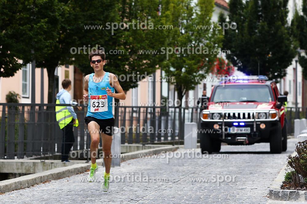Rok Puhar competes during 3. Konjiski maraton / 3rd Marathon of Slovenske Konjice, on September 27, 2015 in Slovenske Konjice, Slovenia. Photo by Matic Klansek Velej / Sportida