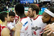 Grissin Bon Reggio Emilia<br /> De'Longhi Treviso vs Grissin Bon Reggio Emilia<br /> Legabasket SerieA 2019-2020<br /> Treviso (TV), 08/12/2019<br /> Foto  Ciamillo-Castoria <br /> Delusione