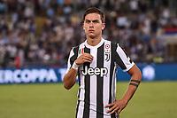 13.08.2017 - Roma - Supercoppa Italiana  -  Juventus-Lazio nella  foto: Paulo Dybala