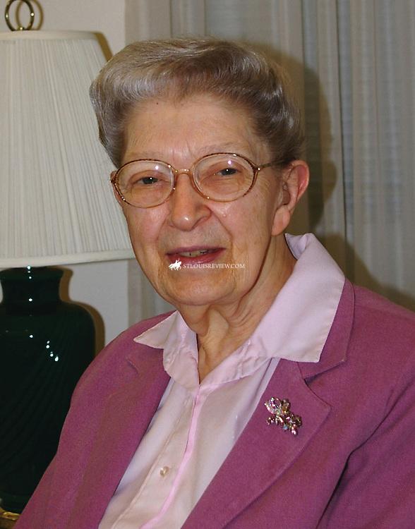Sr. Dorothy Scheidler, CSJ