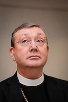 OSLO 20100409: Pressekonferanse med biskop Bernt Eidsvig.  FOTO: TOM HANSEN