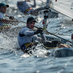 2016 RIO Olympic Sailing Day2