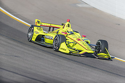 February 9, 2018 - Avondale, Arizona, United States of America - February 09, 2018 - Avondale, Arizona, USA: Simon Pagenaud (22) takes his IndyCar Verizon car through the turns during the Prix View at ISM Raceway in Avondale, Arizona. (Credit Image: © Walter G Arce Sr Asp Inc/ASP via ZUMA Wire)