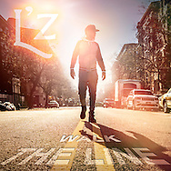 Task: Photo shoot &amp; retouching to match the feel and message of &quot;Walk the Line&quot; track by New York City Rapper/Hip hop Artist L'z <br /> @ Can't Stop The Movement<br /> http://www.cantstopthemovement.com/