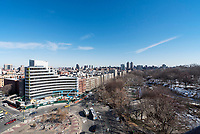 View from 300 West 110th Street