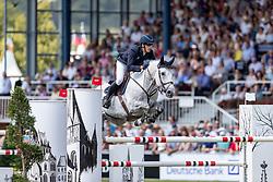 VON ECKERMANN Henrik (SWE), Castello<br /> Aachen - CHIO 2018<br /> Rolex Grand Prix 1. Umlauf<br /> Der Grosse Preis von Aachen<br /> 22. Juli 2018<br /> © www.sportfotos-lafrentz.de/Stefan Lafrentz