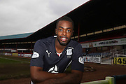 Dundee new boy Sean Bonnett-Johnson