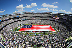 EAST RUTHERFORD, NJ - SEPTEMBER 7: General view before the game between the Oakland Raiders and the New York Jets at MetLife Stadium on September 7, 2012 in East Rutherford, NJ.  (Photo by Ed Mulholland/Getty Images)