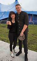 21/07/2016 Repro free:<br /> Imelda May and Damien Dempsey who played the BIGTOP at the   Galway International Arts Festival   . Photo:Andrew Downes, xposure