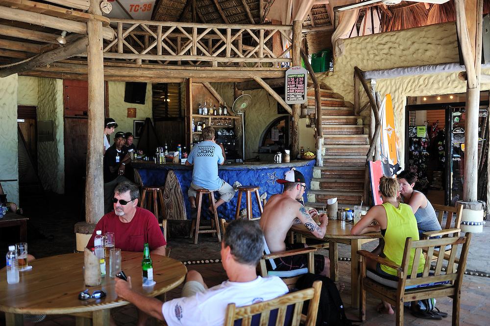 Beach Restaurant,Cabarete, Dominican Republic, Caribbean