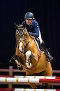 Remy Ellis - Warendorf<br /> Indoor Drachten 2017<br /> © DigiShots