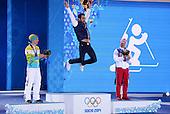 Biathlon Individual 20km, Mens - Medal Ceremony