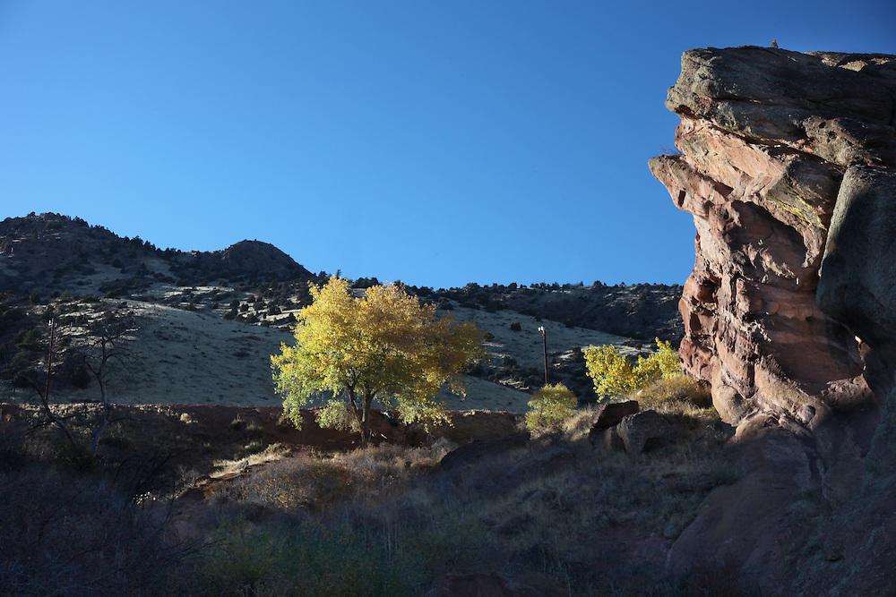 Denver et alentours dans le Colorado.