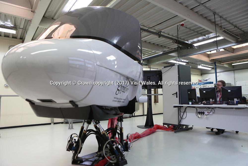 John Whalley <br /> Chief Executive Aerospace Wales <br /> Aero Lab<br /> Glyndwr University<br /> Wrexham<br /> North Wales<br /> <br /> Keith Freeburn