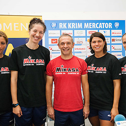 20130730: SLO, Handball - RK Krim Mercator before new season 2013/14