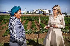 Queen Maxima Visits Ethiopia - 14 May 2019