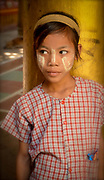 Portrait, Myanmar