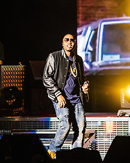 Nas - Fox Theater, Oakland CA - 10/21/14