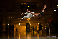 Dance As Art The New York City Photography Grand Central Series with Leonardo Brito