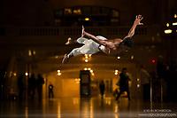 Dance As Art The New York City Photography Grand Central Series with Leonardo Brito