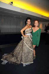 Left to right, LILY ALLEN and JAIME WINSTONE at the GQ Men of the Year Awards held at the Royal Opera House, London on 2nd September 2008.<br /> <br /> NON EXCLUSIVE - WORLD RIGHTS