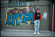 Ian Dark, Fresh, Z Boys, Bristol, 1983