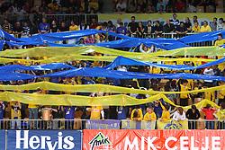 Dvanajsti Kopra, fans of Koper at Men Slovenian Handball Cup, final match between RK Cimos Koper and RK Celje Pivovarna Lasko, on April 19, 2009, in Arena Bonifika, Koper, Slovenia. Cimos Koper won 24:19 and became Slovenian Cup Champion. (Photo by Vid Ponikvar / Sportida)