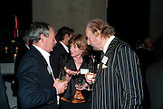 SIMON JENKINS; FRANCES OSBORNE; ED VICTOR, Sir Harold Evans' My Paper Chase Book Launch. The Wapping Project, Wapping Hydraulic Power Station, London, 5 October 2009.