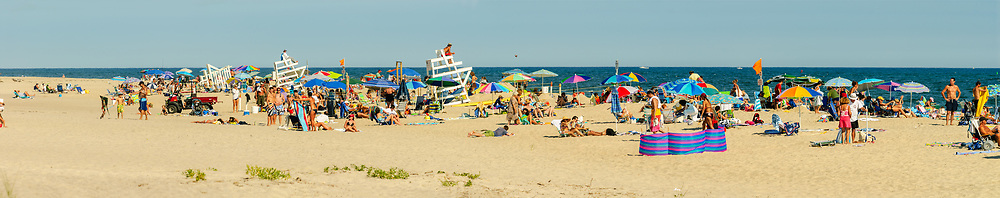 Ponquogue Beach, Hampton Bays, New York