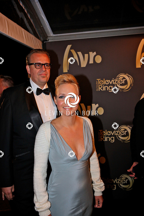 AMSTERDAM - In theater Carre is de Gouden Televizier Ring gala weer geweest.  Met op de foto Yvon Jaspers. FOTO LEVIN DEN BOER - PERSFOTO.NU