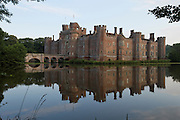 Hertsmonceux Castle, East Sussex, England