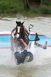 Price Tim (NZL) - Wesko<br /> Cross Country - CCI4* <br /> Mitsubishi Motors Badminton Horse Trials 2014 <br /> © Hippo Foto - Jon Stroud