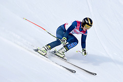 KNIGHT Millie B2 GBR Guide: WILD Brett competing in the Para Alpine Skiing Downhill at the PyeongChang2018 Winter Paralympic Games, South Korea