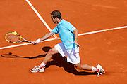 Roland Garros. Paris, France. May 29th 2012.French player Richard GASQUET against Jurgen ZOPP.