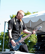 Janus performing at X-Fest in Dayton, OH on September 12, 2010