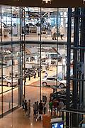 VW Manufaktur, Dresden, Sachsen, Deutschland.|.VW manufactory, Dresden, Germany