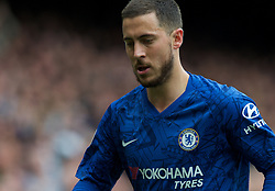 05.05.2019, Stamford Bridge, London, ENG, Premier League, FC Chelsea vs Watford FC, 37. Runde, im Bild Eden Hazard of Chelsea // Eden Hazard of Chelsea during the Premier League 37th round match between FC Chelsea and Watford FC at the Stamford Bridge in London, England on 2019/05/05. EXPA Pictures © 2019, PhotoCredit: EXPA/ Focus Images/ Alan Stanford<br /> <br /> *****ATTENTION - for AUT, GER, FRA, ITA, SUI, POL, CRO, SLO only*****