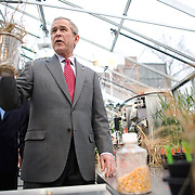 President George W. Bush speaks about energy reform Wednesday, January 24, 2007.<br /> <br /> Khue Bui for Newsweek