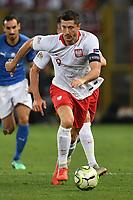 Robert Lewandowski Poland<br /> Bologna 07-09-2018 <br /> Football Calcio Uefa Nations League <br /> Italia - Polonia / Italy - Poland <br /> Foto Andrea Staccioli / Insidefoto
