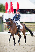 Charlotte Richmond - Hermes<br /> Flanders Dressage Event 2018<br /> © DigiShots
