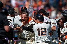 20180624 - San Diego Padres at San Francisco Giants