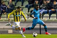 ARNHEM - 27-03-2017, Jong Vitesse - Jong AZ, Sport center Papendal, Jong Az speler Fernando Lewis