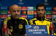 Borussia Dortmund Training Session and Press Conference - 12 Sept 2017