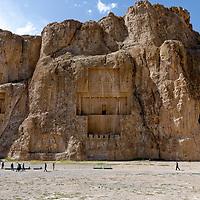 Persepolis necropolis