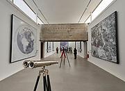 "FREESPACE - 16th Venice Architecture Biennale. Brazil. ""Muros de Ar / Walls of Air""."